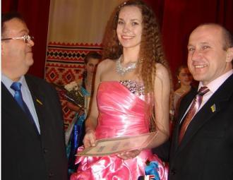 Слобожаночка Саша Маршала - міс ГРАЦІЯ